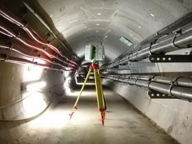 三维扫描技术在市政管线中的应用