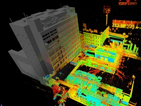 建筑三维激光扫描解决方案