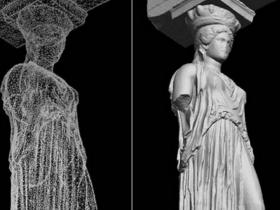 雕塑三维扫描解决方案