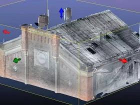古建筑三维扫描解决方案