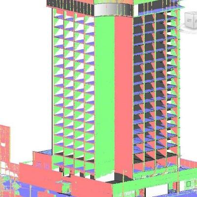 三维激光扫描技术在酒店改造中的应用案例