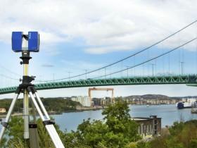 桥梁三维扫描解决方案