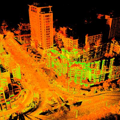 建筑三维激光扫描_建筑BIM建模解决方案