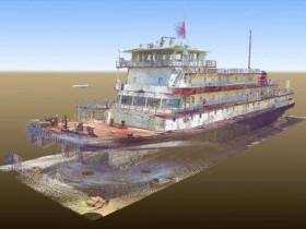 船舶三维扫描解决方案