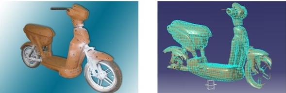 三维激光扫描逆向设计流程方法