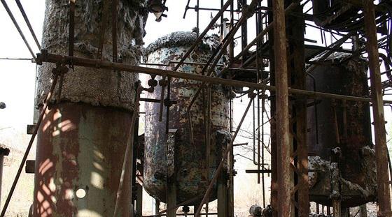 三维扫描仪在工厂改造中的应用