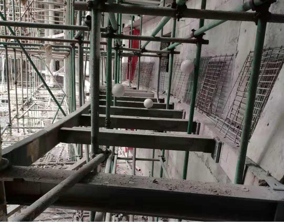 钢结构安装三维检测解决方案