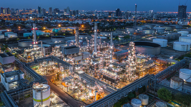 石油化工厂数字化解决方案